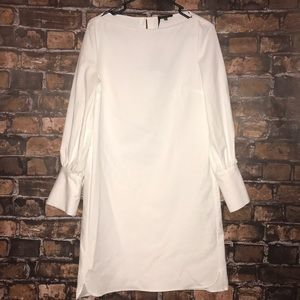 NWT Massimo Dutti Long Sleeve Dress